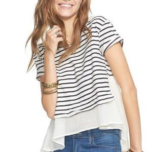 FREE PEOPLE FRENCH KISS TOP